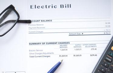 Utility Bill Analysis