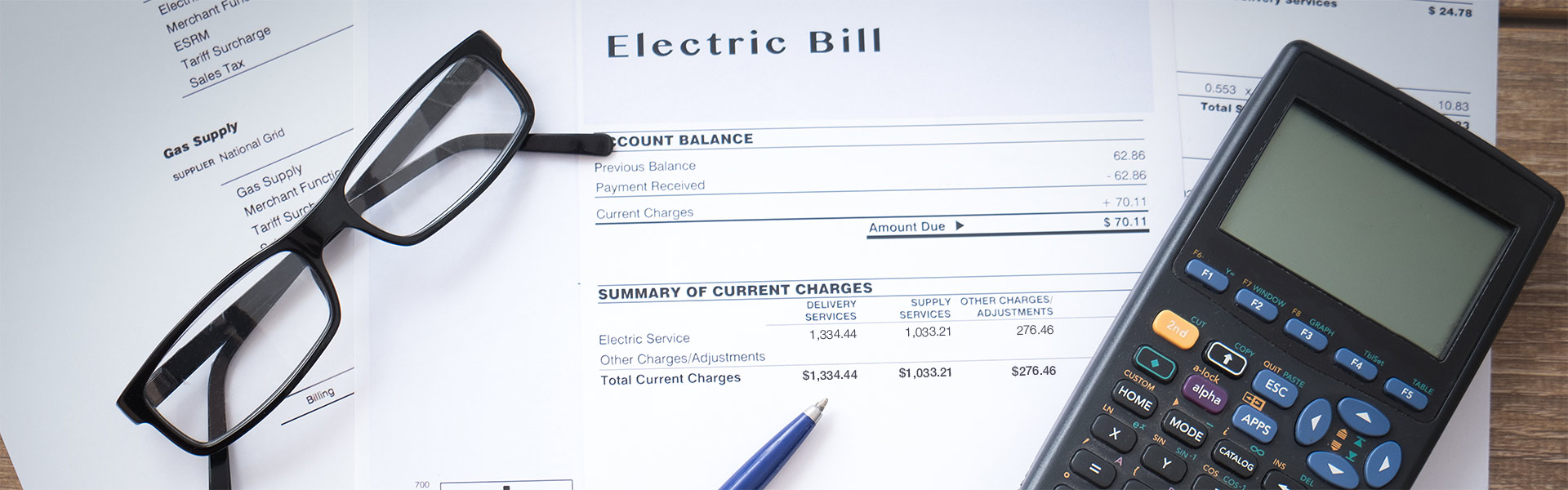 Utility Bill Review